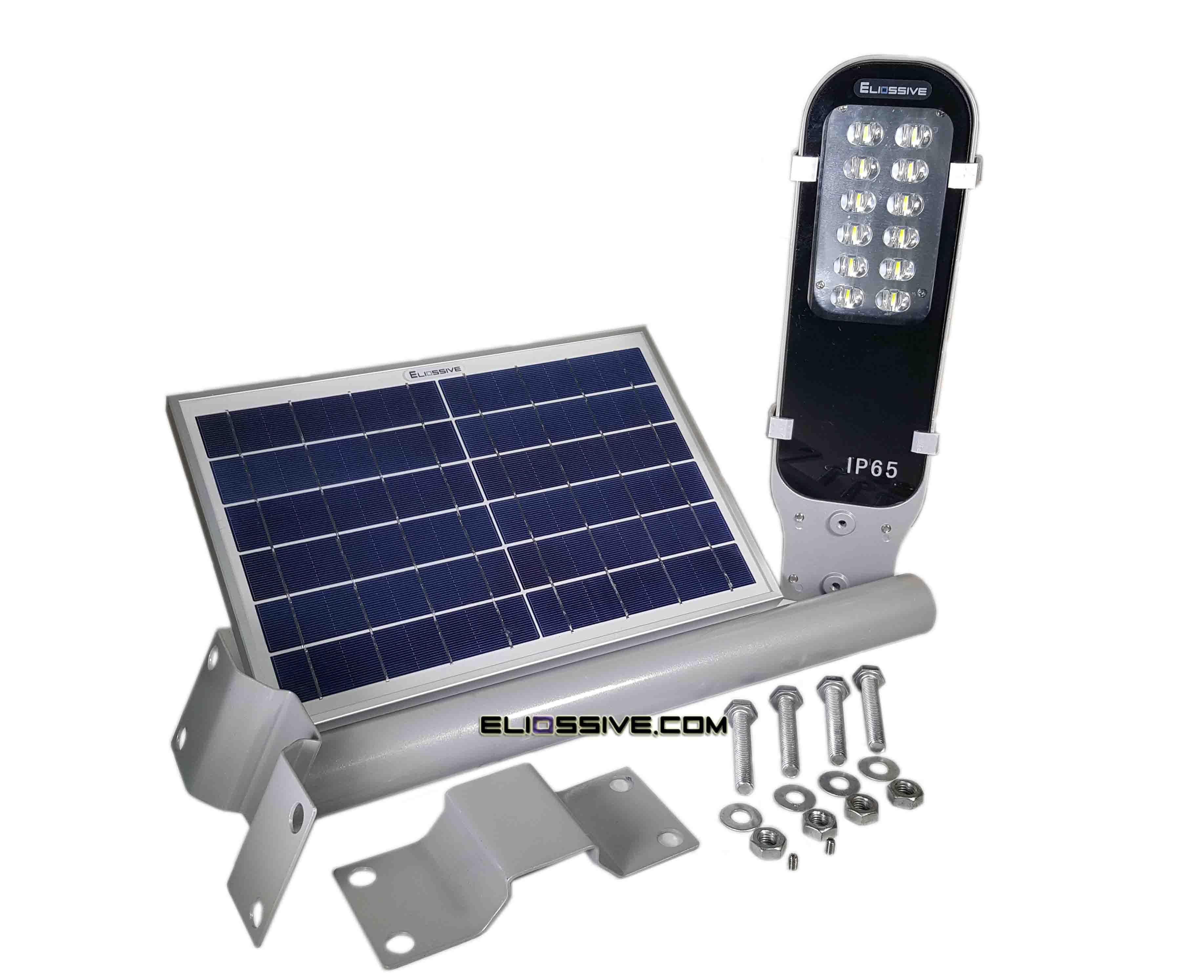 Budget Solar Street Light Eliossive